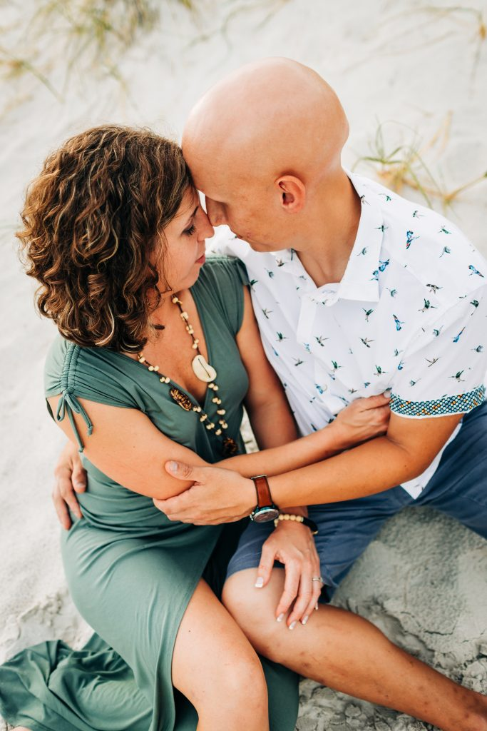 Clearwater beach engagement session photography beach photoshoot engagement ideas clearwater beach photographer lgbt friendly